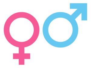 Men and Women Symbols