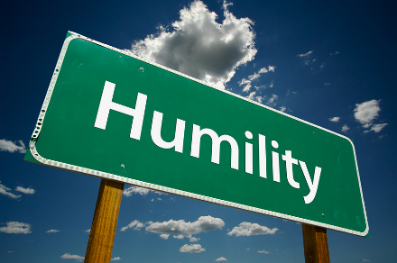 Humility Street Sign