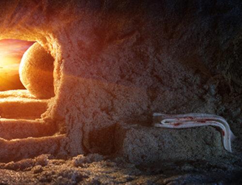 """""""He is risen!"""""""