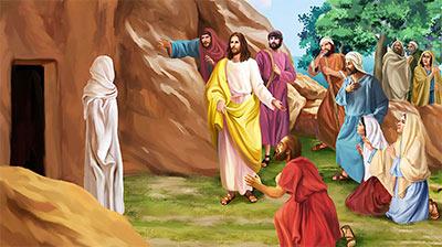 Lazarus' Résurrection
