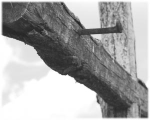 Nail on Cross
